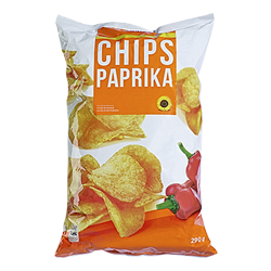 15 chips au paprika: Les pesticides ont la patate